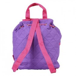 Quilted Backpack - Unicorn