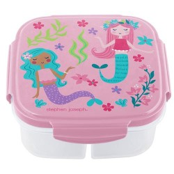 Snack Box With Ice-Pack - Mermaid