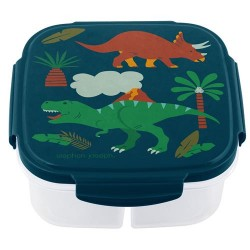 Snack Box With Ice-Pack - Dino