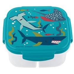 Snack Box With Ice-Pack - Shark