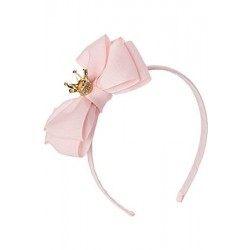 ABAND WITH CROWN FAIRY PINK