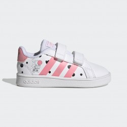 ADIDAS MINNIE GRAND COURT SHOES