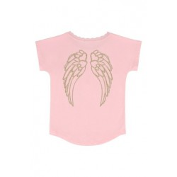 BEVERLY TEE FAIRY PINK