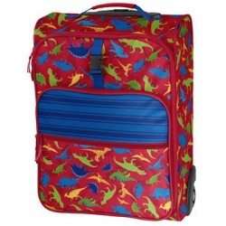 All Over Print Luggage - Dino