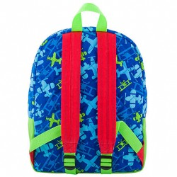 QUILTED RUCKSACK - AIRPLANE