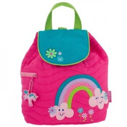 Quilted Backpacks - Rainbow